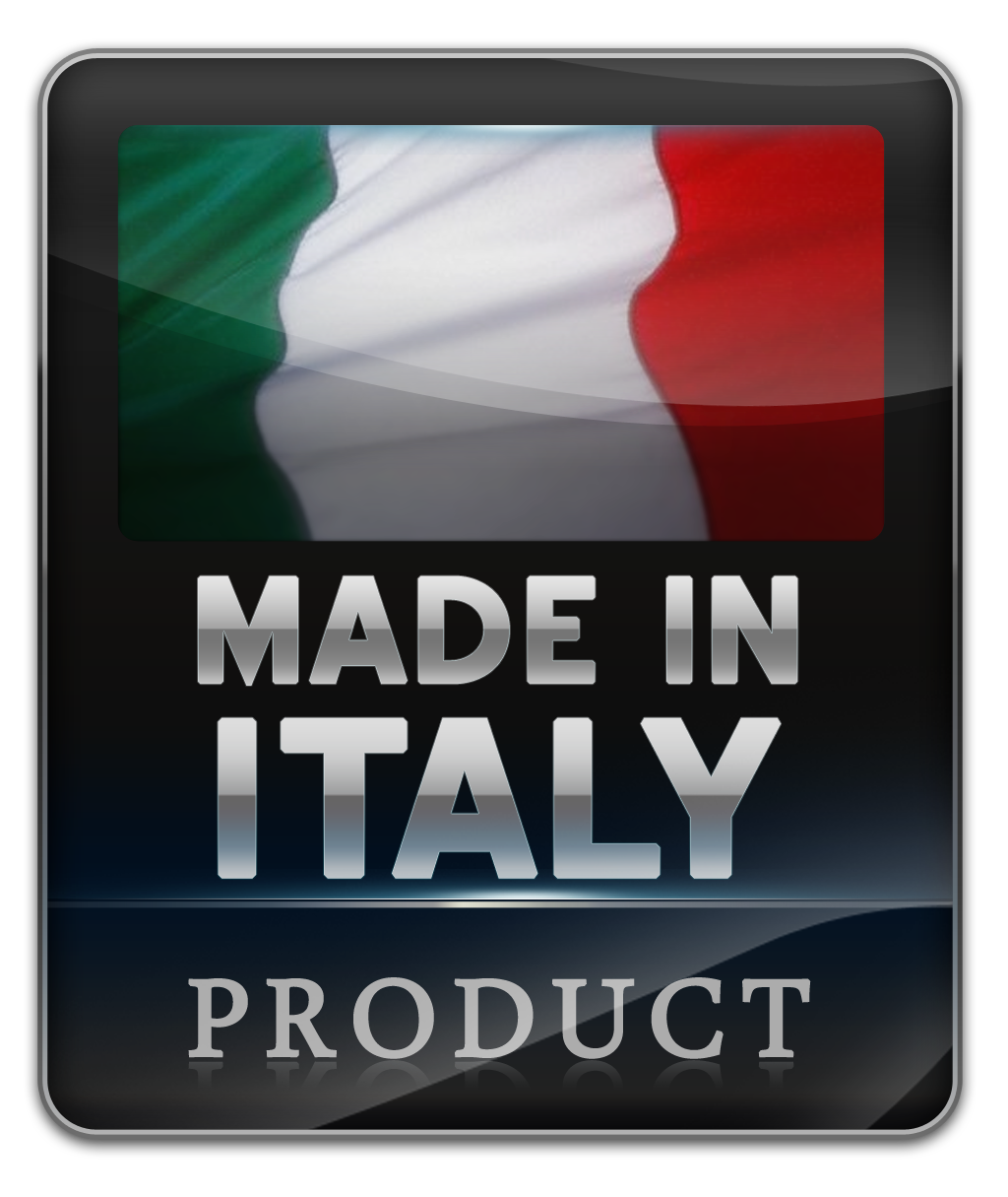 Made In Italy Product Logo by Steel891